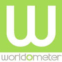 logo do worldometer