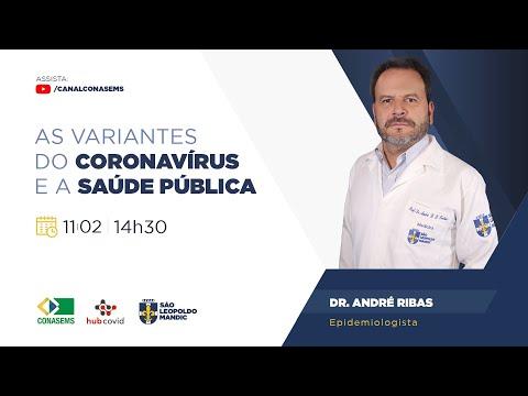 Variantes emergentes do coronavírus e suas implicações